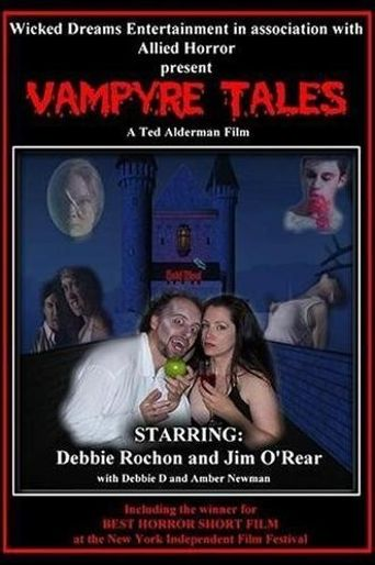 Vampyre Tales Poster