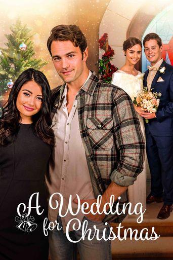 A Wedding for Christmas Poster