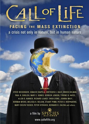 Call of Life: Facing the Mass Extinction Poster