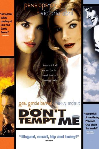 Don't Tempt Me Poster