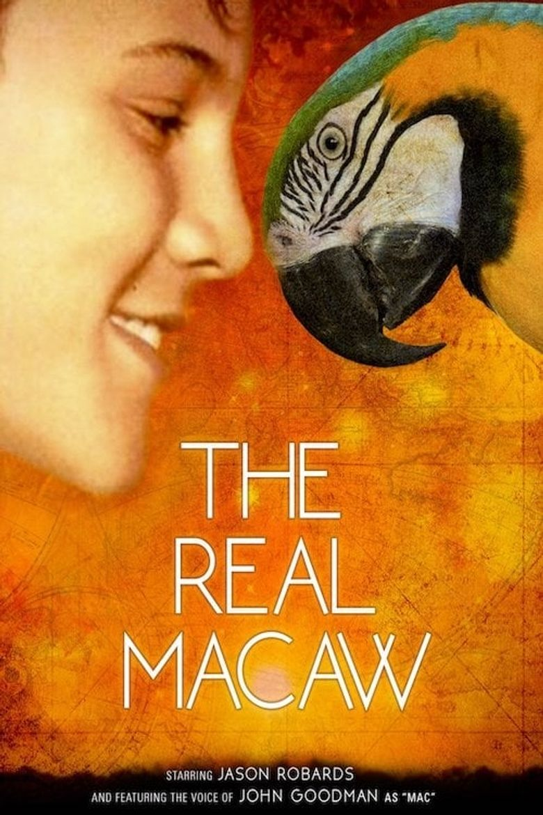 The Real Macaw Poster