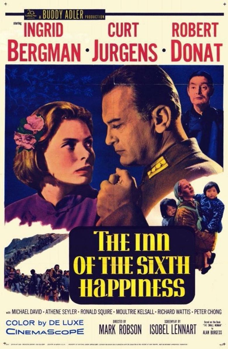 The Inn of the Sixth Happiness Poster