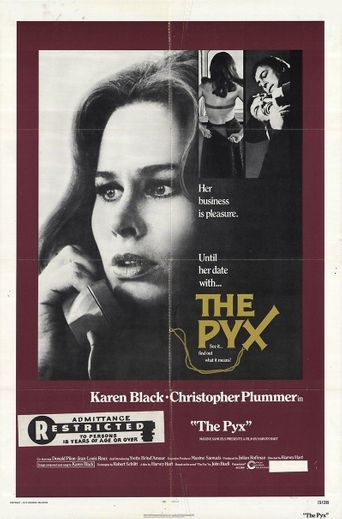 The Pyx Poster