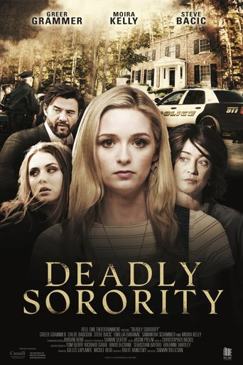 Deadly Sorority Poster