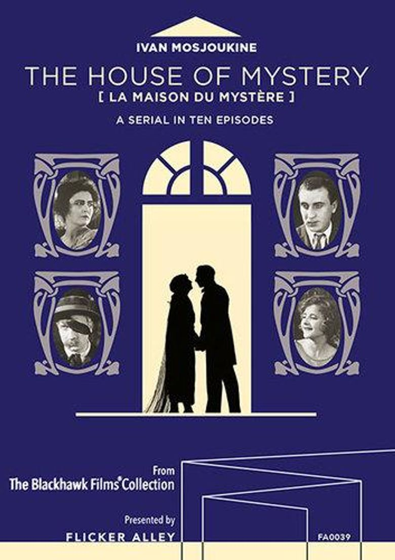 The House of Mystery Poster
