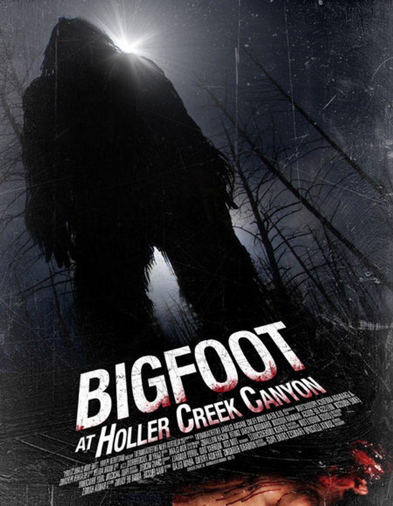 Bigfoot at Holler Creek Canyon Poster