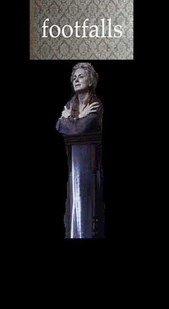 Beckett on Film - Footfalls Poster