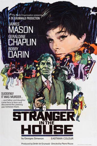 Stranger in the House Poster