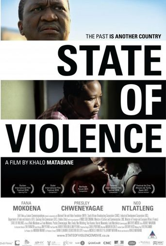 State of Violence Poster