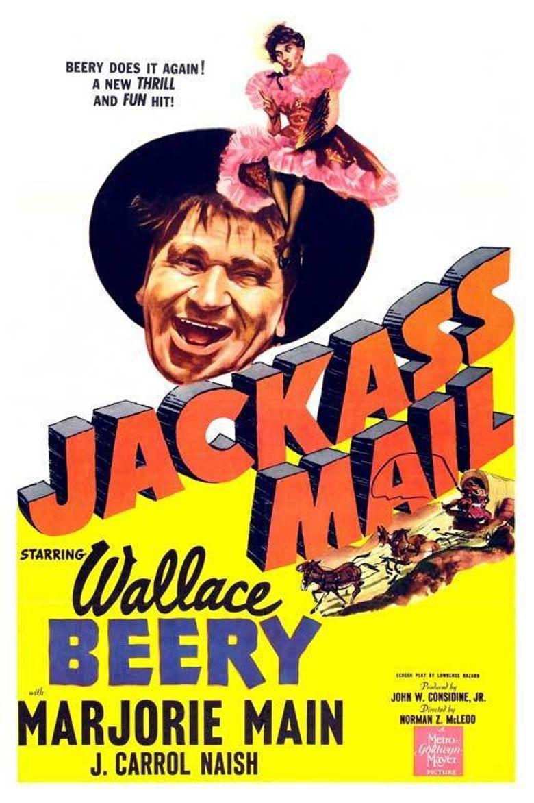 Jackass Mail Poster