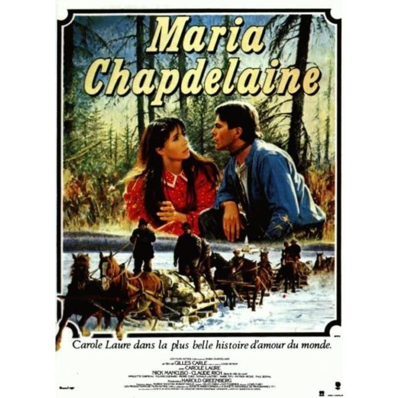Maria Chapdelaine Poster