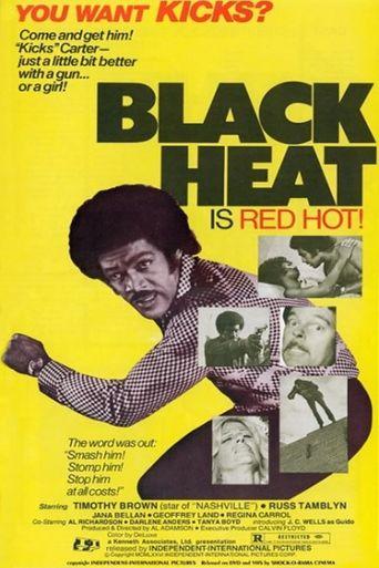 Black Heat Poster