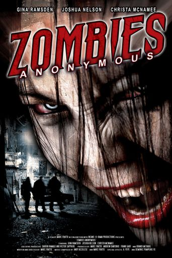 Zombies Anonymous: Last Rites of the Dead Poster