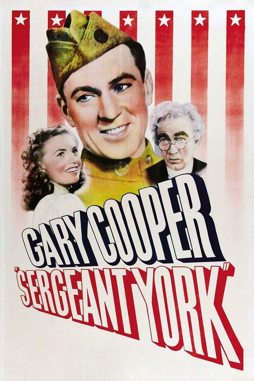 Watch Sergeant York