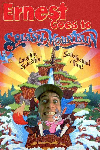 Ernest Goes to Splash Mountain Poster