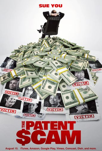 The Patent Scam Poster