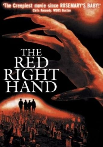 The Red Right Hand Poster