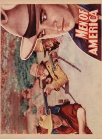 Men Of America Poster
