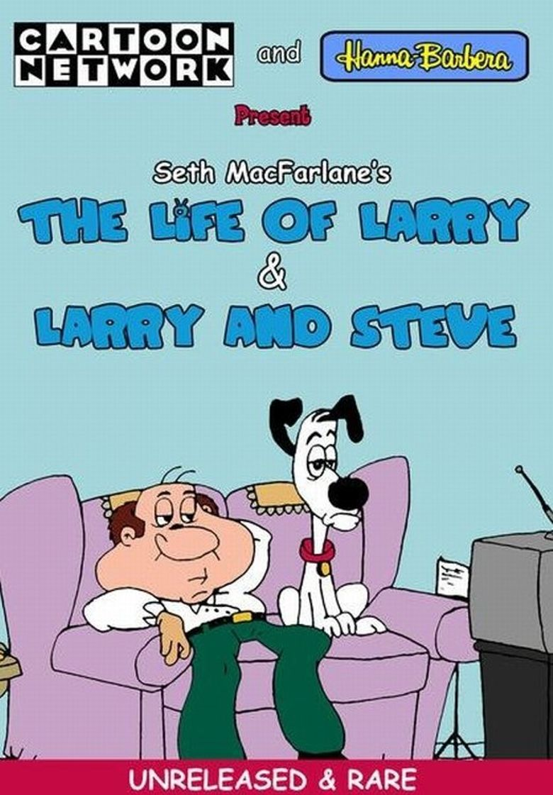 The Life of Larry Poster