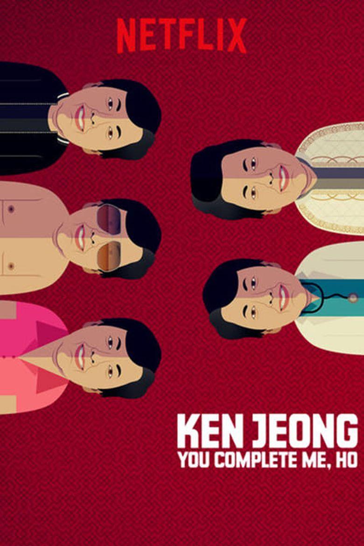 Ken Jeong: You Complete Me, Ho Poster