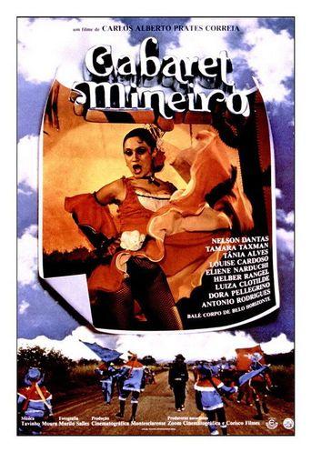 Cabaret Mineiro Poster