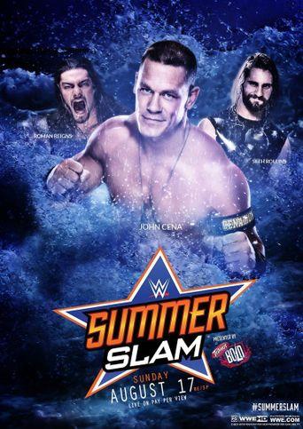 WWE SummerSlam 2014 Poster