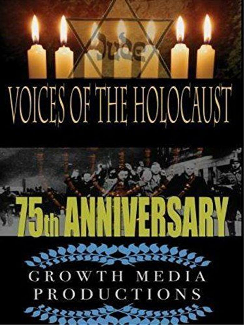 Voices of the Holocaust Poster