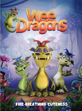 Wee Dragons Poster