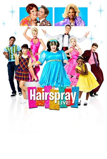 Hairspray Live! Poster
