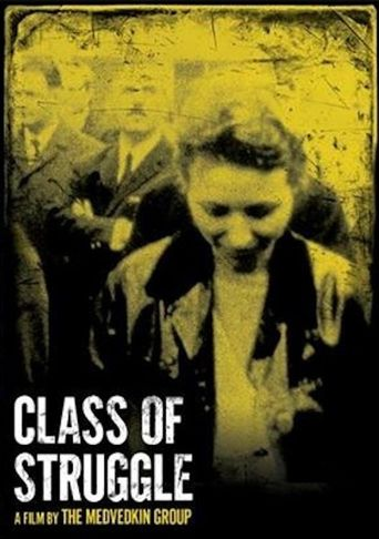 Class of Struggle Poster