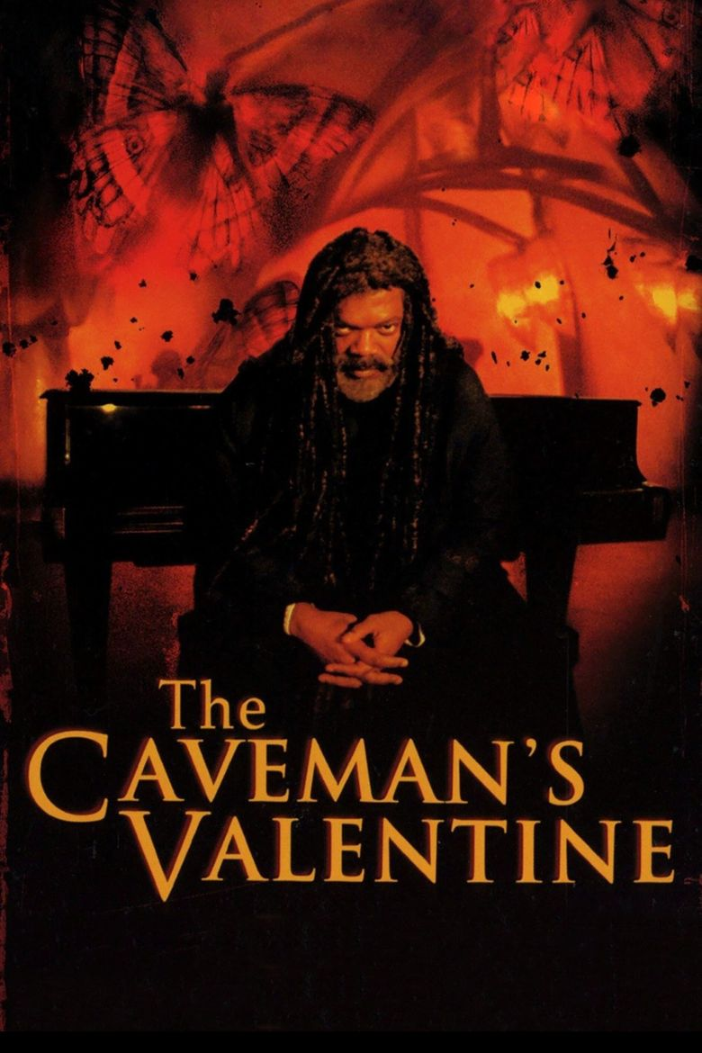 The Caveman's Valentine Poster