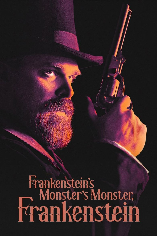 Frankenstein's Monster's Monster, Frankenstein Poster