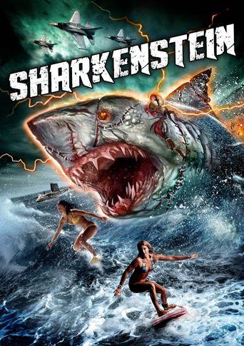 Sharkenstein Poster