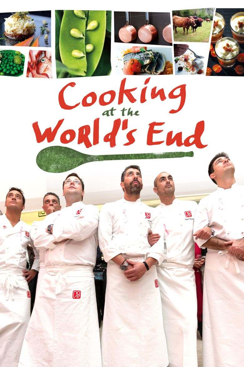 Cooking at the World's End Poster