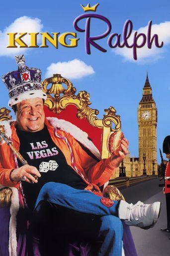 King Ralph Poster