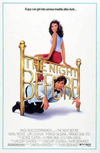 The Night Before Poster