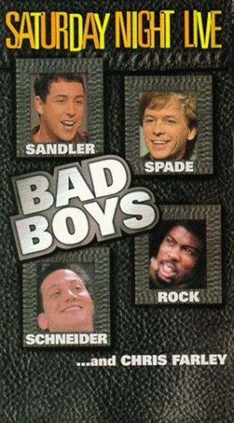 Bad Boys of Saturday Night Live Poster
