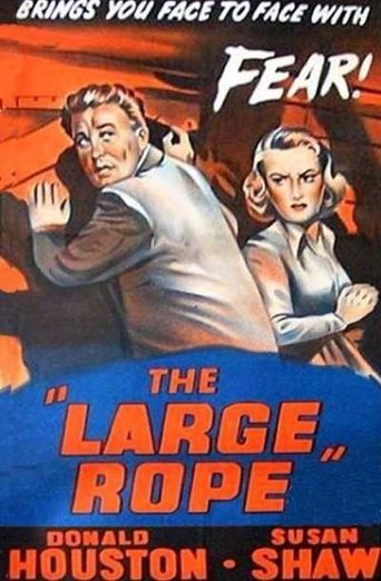The Large Rope Poster