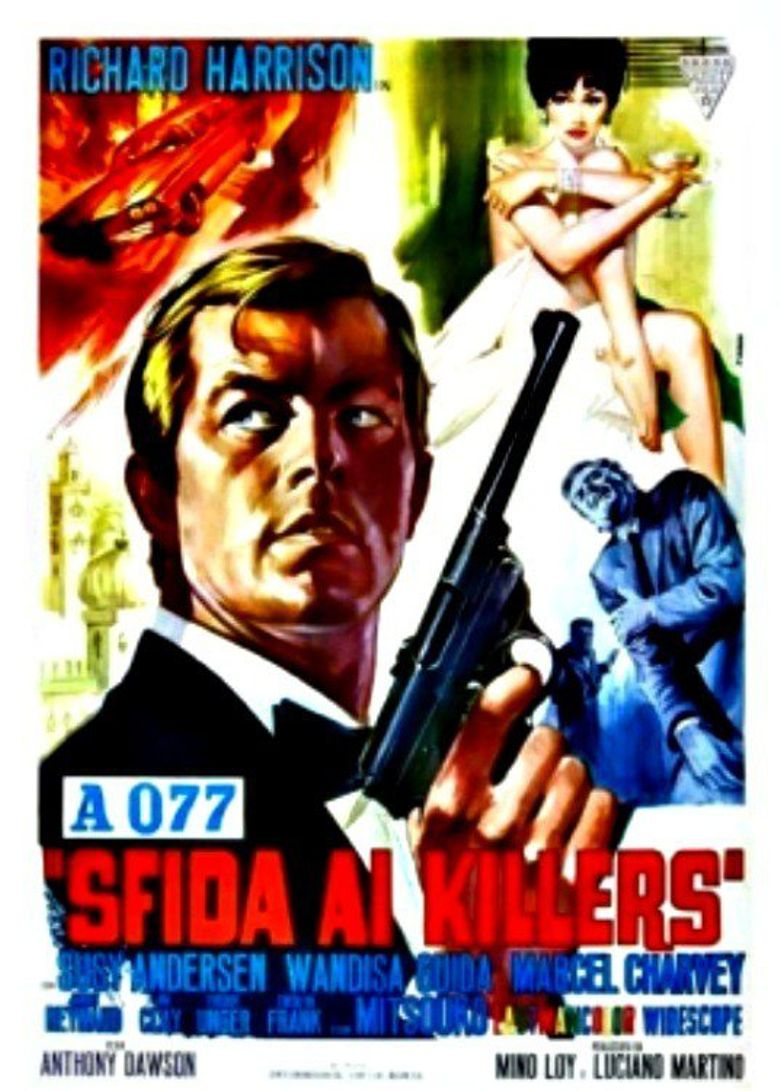 Killers Are Challenged Poster