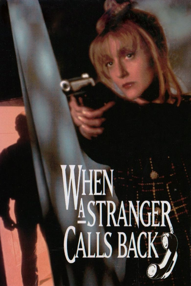 When a Stranger Calls Back Poster