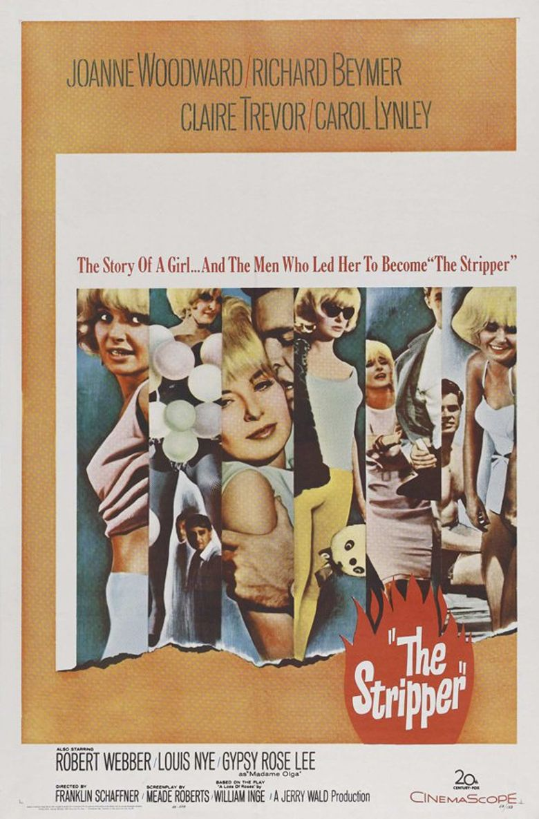 The Stripper Poster