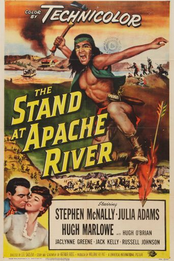 The Stand at Apache River Poster