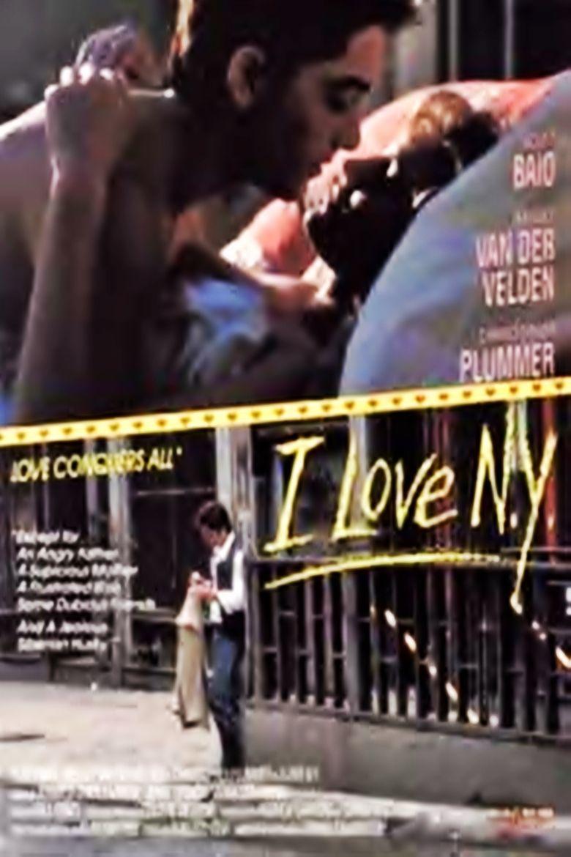 I Love N.Y. Poster