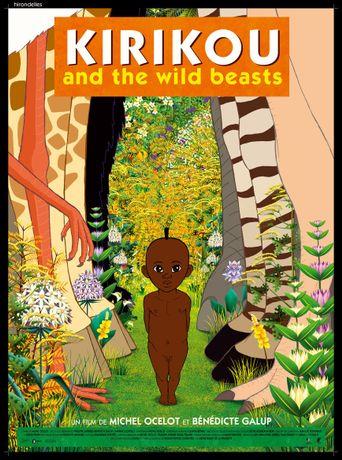 Kirikou and the Wild Beasts Poster