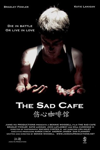 The Sad Cafe Poster