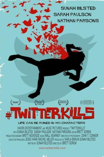 #twitterkills Poster