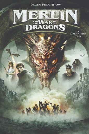 Watch Merlin and the War of the Dragons