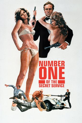 No. 1 of the Secret Service Poster