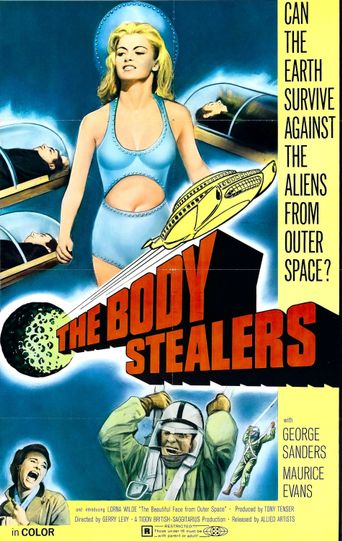 The Body Stealers Poster