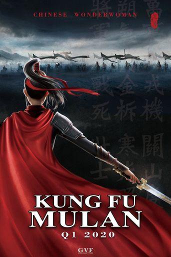 Kung Fu Mulan Poster